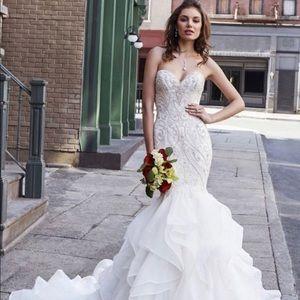 """Kitty Chen """"Avera"""" wedding gown"""